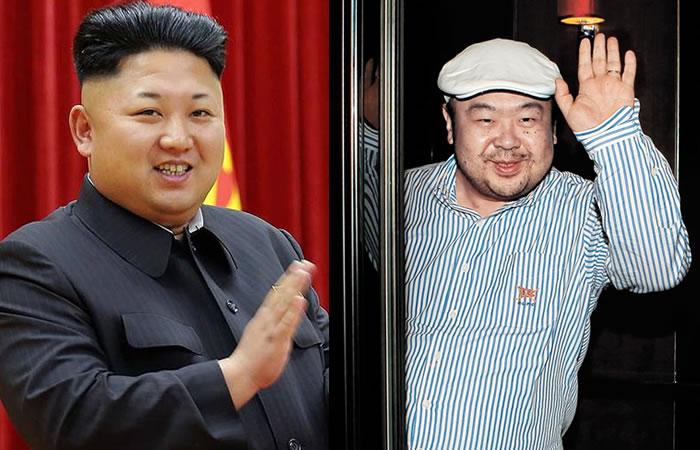 Kim Jong-un habría mandado a asesinar a su hermano