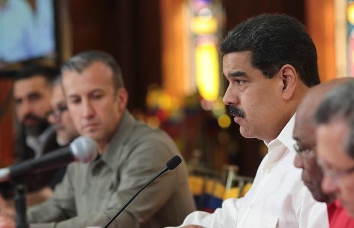 Maduro: Exige a EE.UU. retractarse por las acusaciones en contra de su vicepresidente