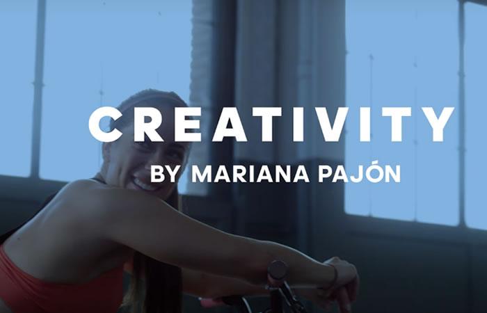 Mariana Pajón protagoniza esta campaña mundial de Adidas