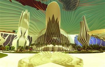 Marte: La ciudad que los Emiratos Árabes Unidos planea construir