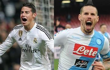 Real Madrid vs. Napoli: Hora y transmisión EN VIVO