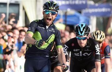 Rigoberto Urán, en el top 10 de la Vuelta a Andalucía