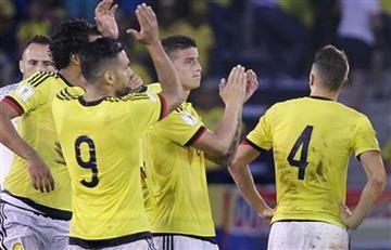 Selección Colombia: los jugadores también celebraron San Valentín