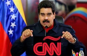 Venezuela: Maduro retiró a CNN de los cable operadores