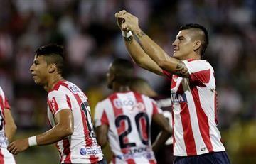 Junior venció y está cada vez más cerca a la Libertadores