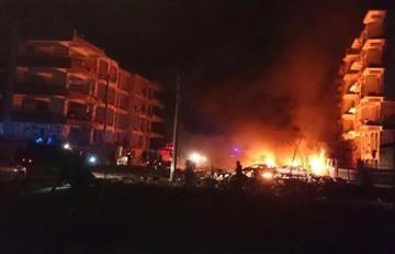 Turquía: Carro bomba deja un niño muerto y varios heridos
