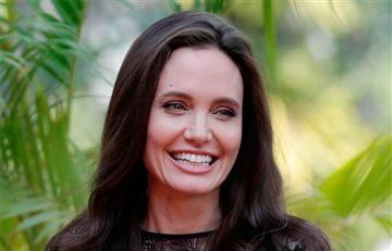Angelina Jolie estrenó su película sobre el genocidio camboyano