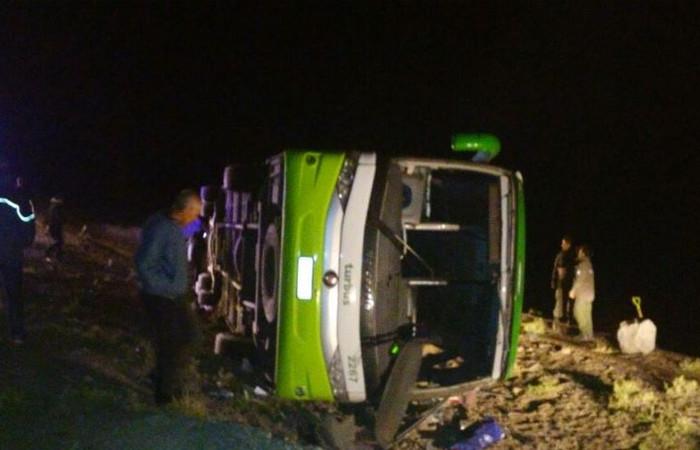 Argentina: Accidente de autobús deja 19 muertos