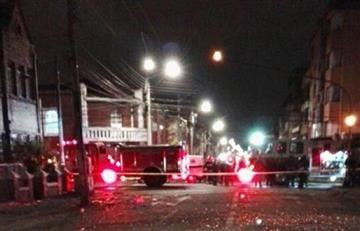 Bogotá: Investigan explosión de esta madrugada en Teusaquillo