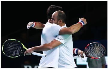 Cabal y Farah a la final del ATP de Buenos Aires