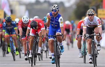 Fernando Gaviria EN VIVO en la Vuelta al Algarve