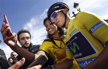 """Nairo Quintana: """"El Giro de Italia se adapta al colombiano"""""""