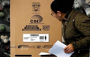 Ecuador escoge al sucesor de Rafael Correa
