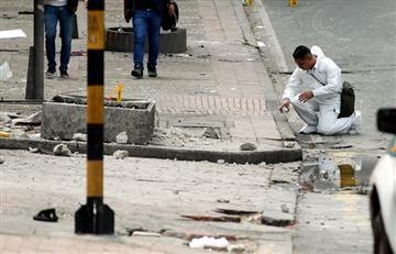 Explosión en Bogotá: Descubren más detalles del hecho