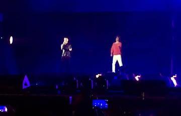 Juan Gabriel y Juanes vuelven a cantar juntos en vivo
