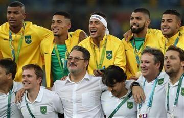 Brasil despidió al técnico que le consiguió el oro
