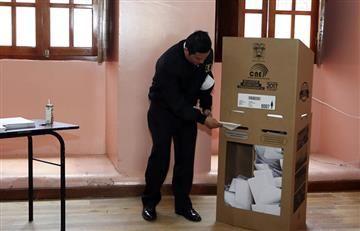 Ecuador decidirá a su mandatario en segunda vuelta