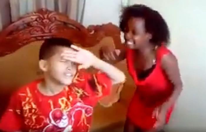 Facebook: Niños superan 'La rosa de Guadalupe'