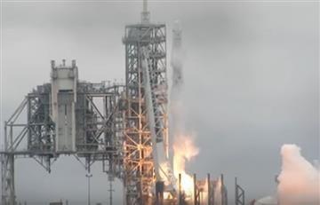 NASA: Así despegó el Cohete de Space X
