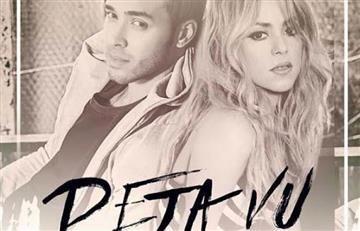 Shakira y Prince Royce estrenan la canción 'Deja Vu'