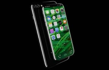 Apple: Revelan nuevas características del iPhone 8