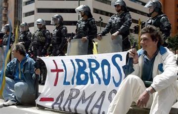 Docentes de Bogotá inician paro el 28 de febrero