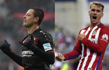Leverkusen vs. Atlético de Madrid: Hora y transmisión EN VIVO
