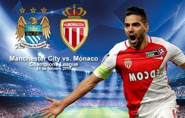 Manchester City vs. AS Mónaco: Transmisión EN VIVO
