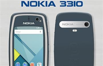 ¿Nokia 3310 con Android?
