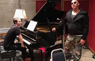 Vin Diesel se le medirá a ser cantante