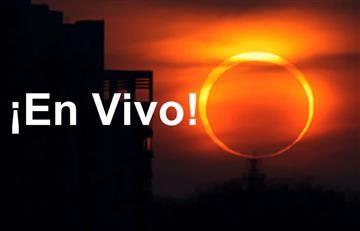 Anillo de fuego: Transmisión EN VIVO