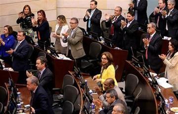 El Senado aprobó acto legislativo que blinda el acuerdo de paz