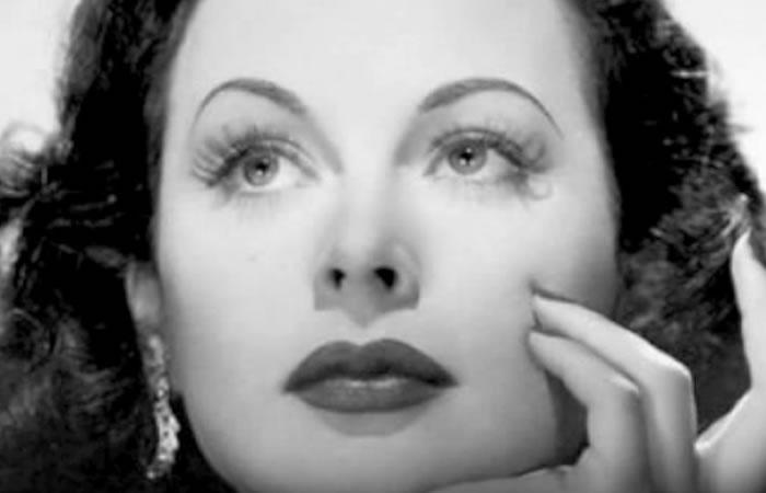 Hedy Lamarr. Foto: Youtube