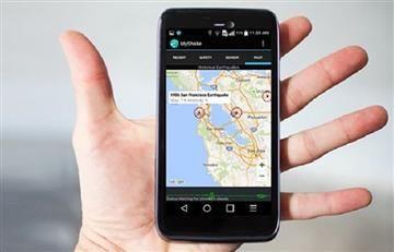 La nueva app que alerta minutos antes de que ocurra un terremoto