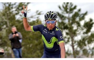 Nairo Quintana y el evento en el que Colombia debe apoyarlo