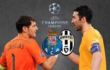 Porto vs. Juventus: Hora y transmisión EN VIVO