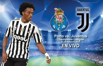 Porto vs. Juventus: Transmisión EN VIVO