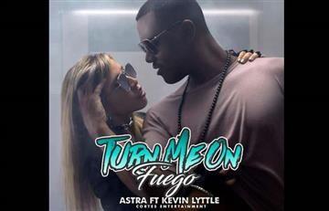"""Astra lanza su nuevo sencillo """"Turn me on fuego"""""""
