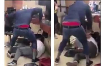 Boxeador homosexual le da una paliza a un hombre homófobo