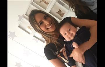 Carolina Soto: Luego de su embarazo así luce su abdomen