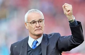 Claudio Ranieri le dice adiós al Leicester City