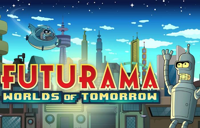Futurama llega en forma de videojuego