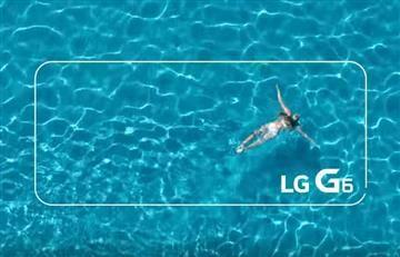 LG G6 será resistente al agua