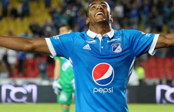 Millonarios goleó al Deportes Tolima. Foto: Twitter