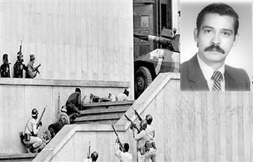 Palacio de Justicia: Fiscalía identificó restos del magistrado Sandoval