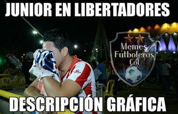 Tucumán vs. Junior: mira los mejores memes de la derrota