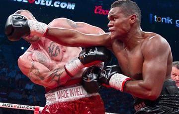 Eléider Álvarez peleará por el título semi pesado de boxeo