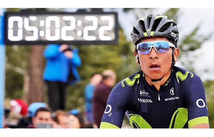 Nairo Quintana en el Tour de Abu Dhabi: Etapa reina EN VIVO