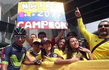Nairo Quintana puede hacer que Colombia haga historia el 26 de febrero