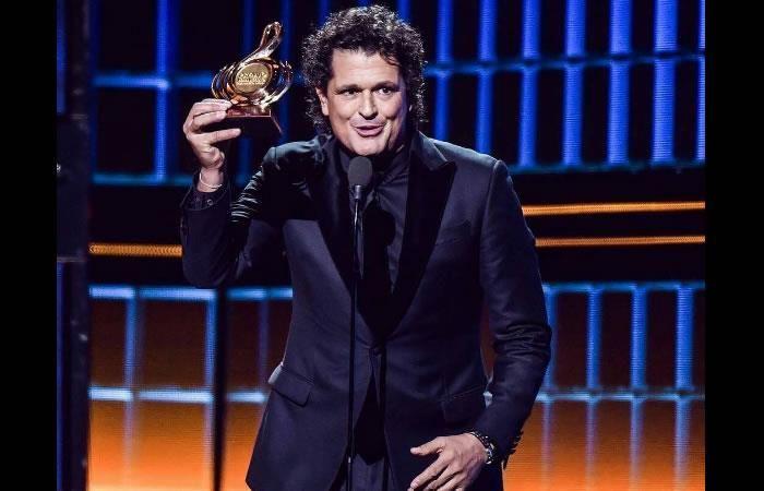 Premios Lo Nuestro: Así fue la presentación de Carlos Vives